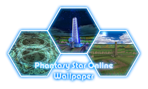 Phantasy star online wallpaper